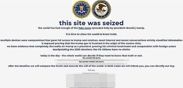 Trump-site-hacked-boyculture