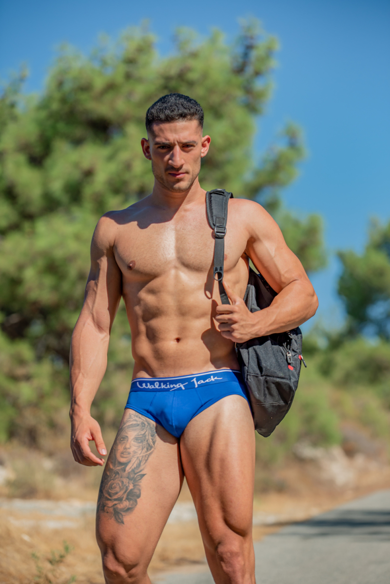 Boyculture-Walking Jack underwear - Aggelos by Canthos 01