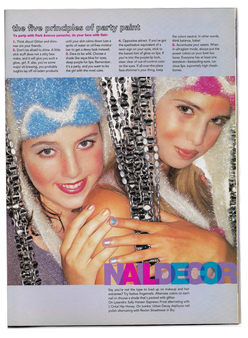 Young-ivanka-trump-lysandra-ohrstrom-magazine