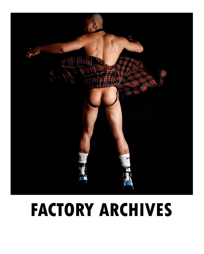 Boyculture-FACTORY ARCHIVES N1 - Wilfred Wong by Baldovino Barani  (44)