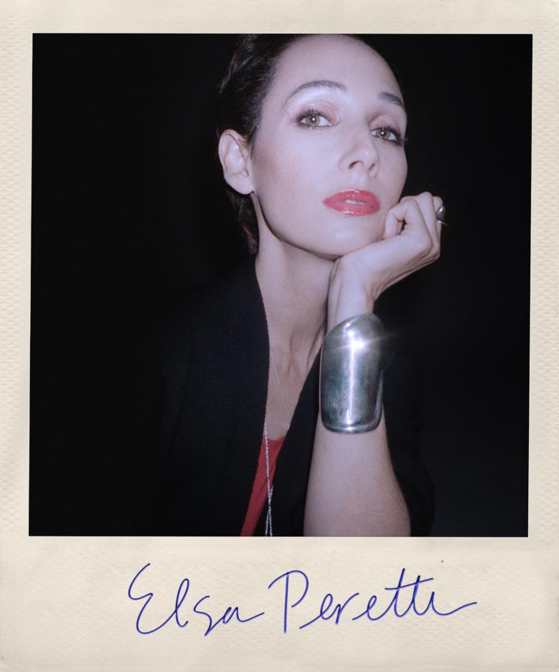 BillyBeyond.com Rebecca Dayan plays Elsa Peretti in Halston (2021)