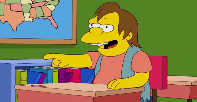 Boyculture-The-Simpsons-Nelson-Muntz