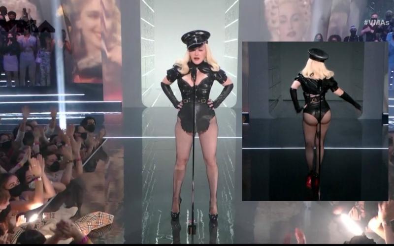 Madonna-ass-butt-booty