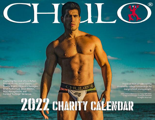 Chulo-charity-gay-calendar-2022-boyculture