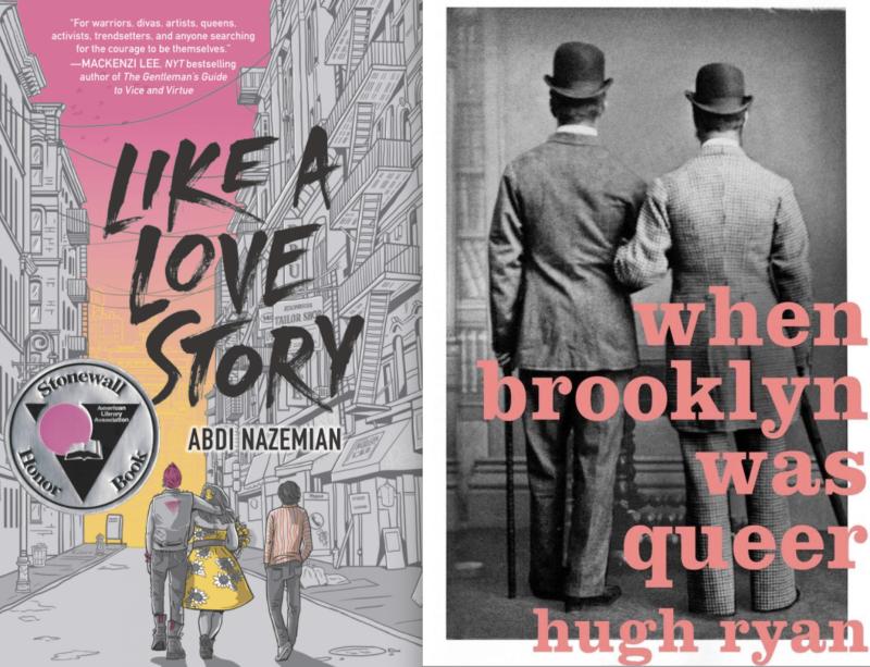 Hugh-ryan-when-brooklyn-was-queer-abdi-nazemian-like-a-love-story-gay-books-boyculture