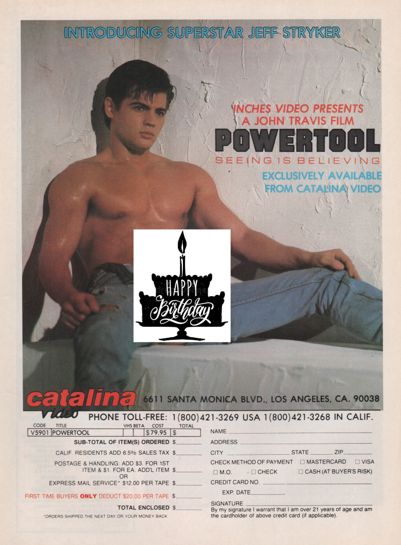 Boyculture-gay-porn-Powertool Jeff Stryker ad